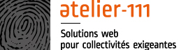 Atelier-111, agence web WordPress en Auvergne-Rhône-Alpes